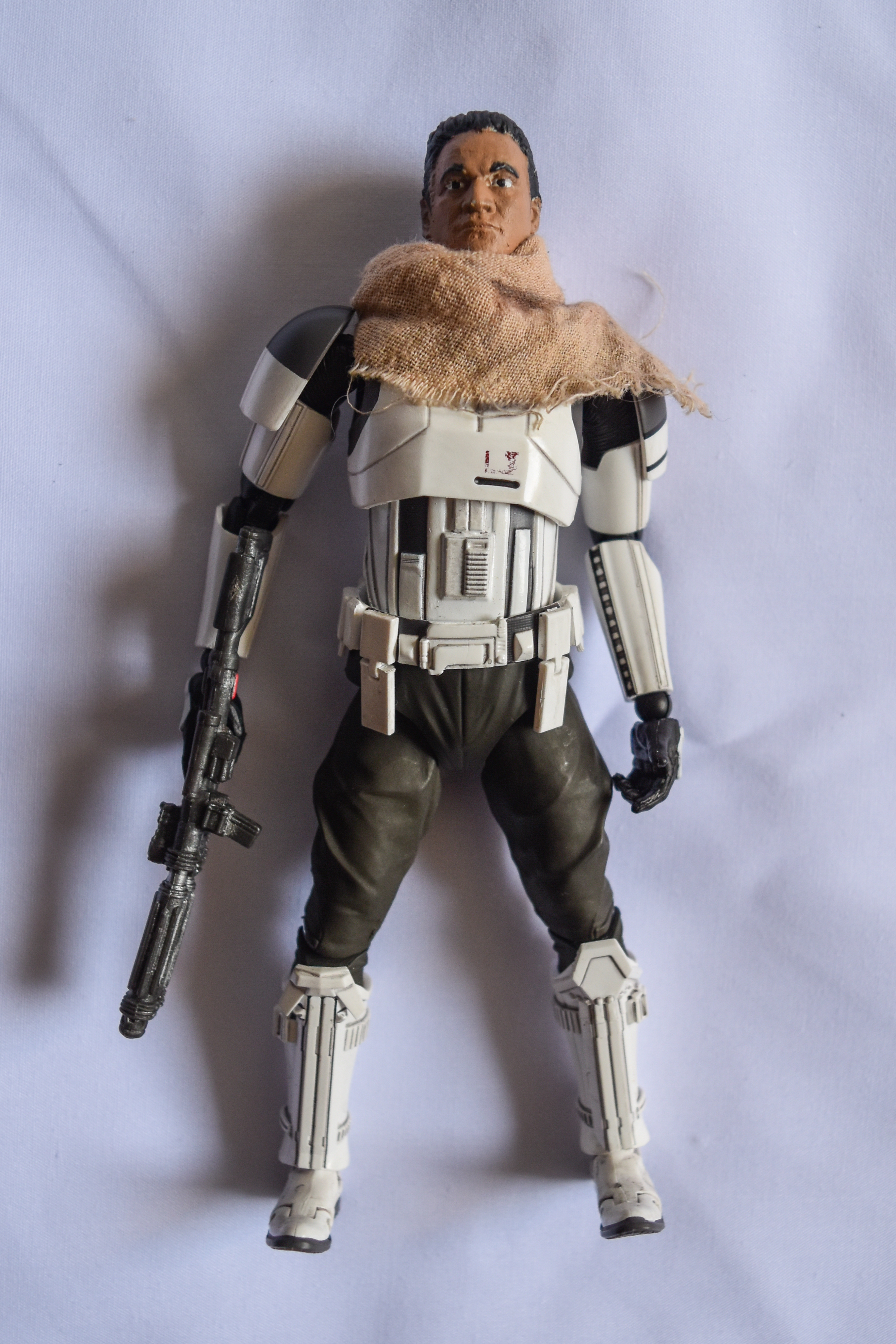 DIY Scarf or Bandanna for Action Figures