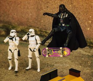 Darth Skater - Covax Toy Photography